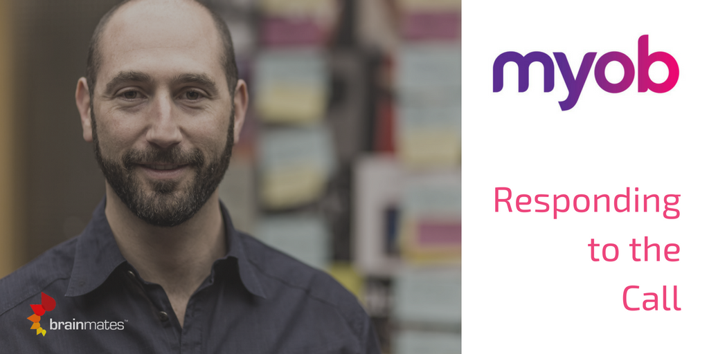 MYOB, responding to the call with innovation, Brainmates