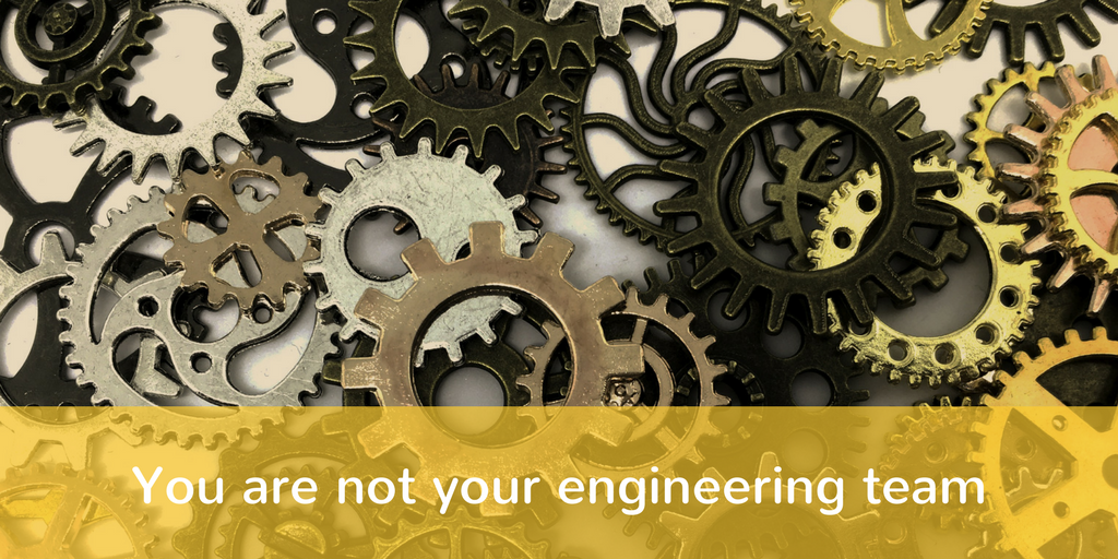 Agile product manager? You are not your engineering team