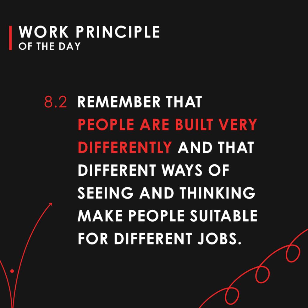 Ray Dialto Principles
